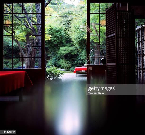 Okochi Mountain Villa Arashiyama Kyoto