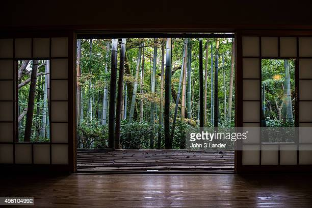Okochi Sanso Mountain Villa is the former home and garden of the Japanese film actor Denjiro Okochi in Arashiyama Kyoto The villa is known for its...