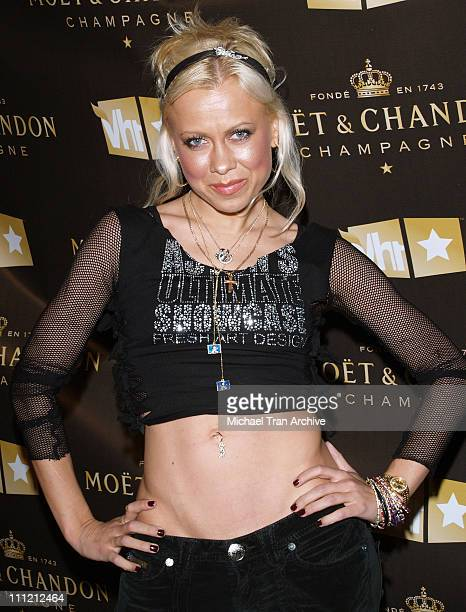 Oksana Baiul during VH1 and Moet Chandon Presents the Be Fabulous Party November 9 2006 at Private Residence in Los Angeles California United States