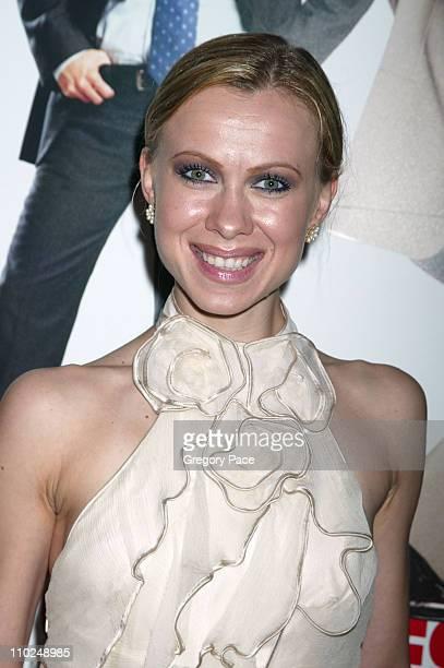 Oksana Baiul during Wedding Crashers New York City Premiere Arrivals at Ziegfeld Theater in New York City New York United States