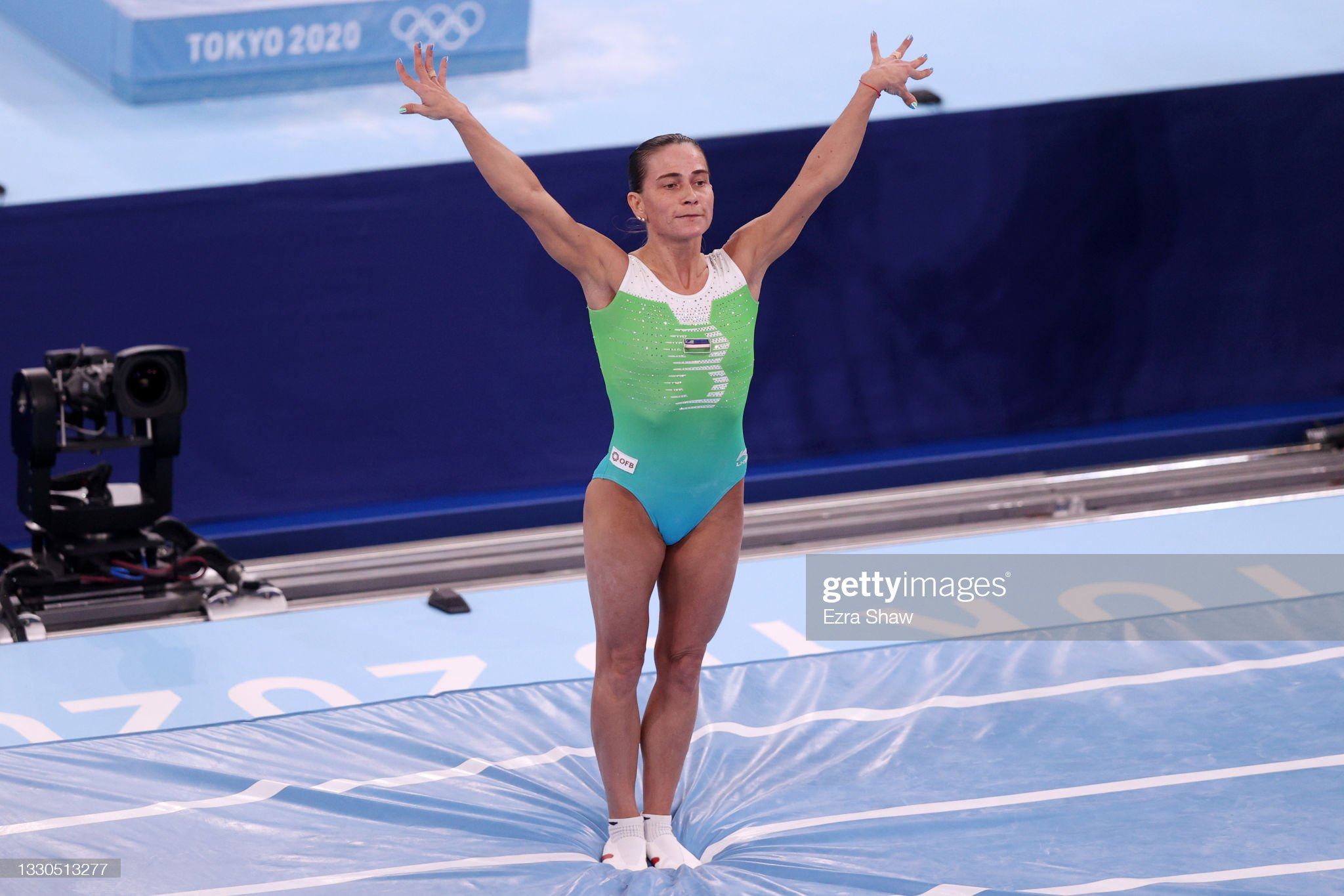 Gymnastics - Artistic - Olympics: Day 2 : News Photo