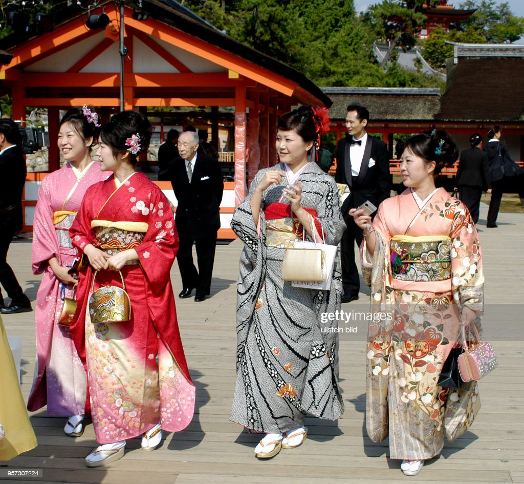 Japan - traditionelle Kleidung Pictures | Getty Images