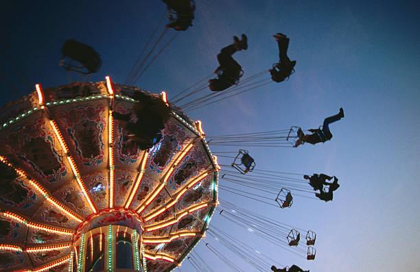 """Oktoberfest"" style event in September (Wasen Volksfest)."
