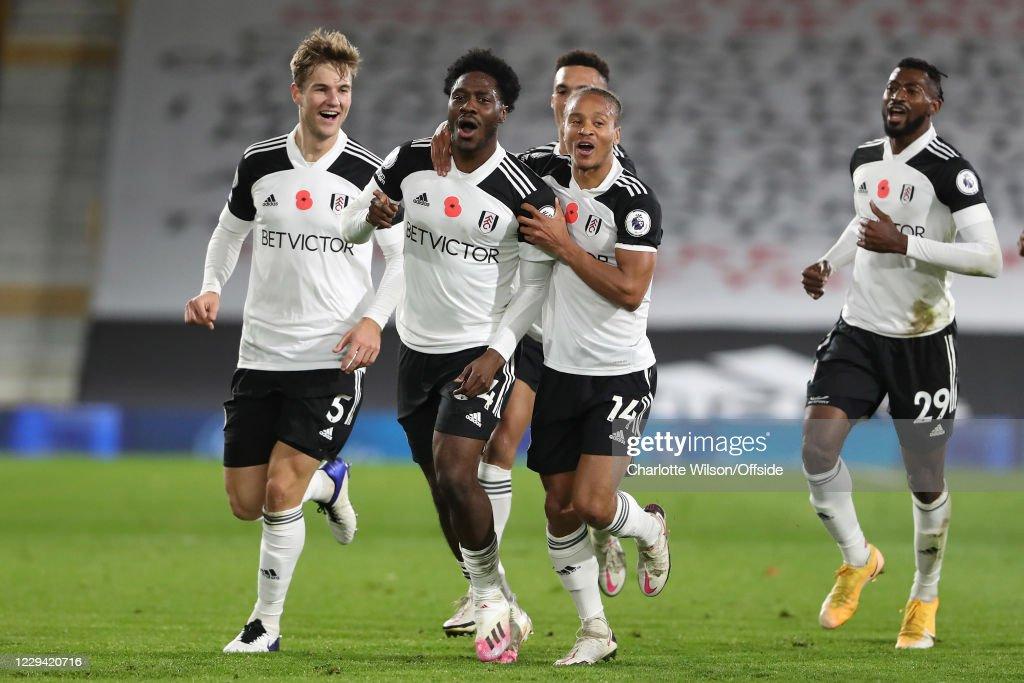 Fulham v West Bromwich Albion - Premier League : News Photo
