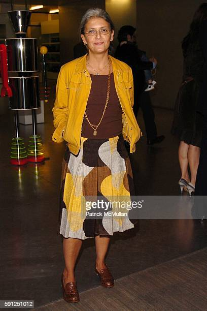 Ola Itani attends FONDAZIONE PRADA Hosts a Screening of GREAT NEW WONDERFUL with Director Danny Leiner for The Tribeca Film Festival at PRADA on...