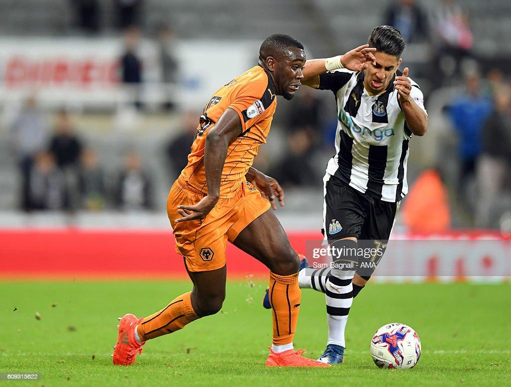 Newcastle United v Wolverhampton - EFL Cup : News Photo