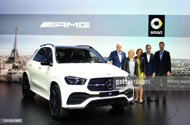 Ola Kaellenius Member of the Board of Management of Daimler AG Group Research and MercedesBenz Cars Development Dieter Zetsche Chairman of the Board...