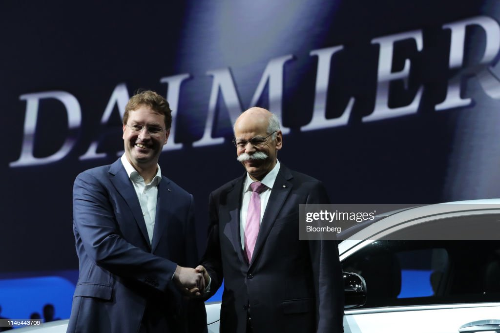 DEU: Daimler AG's Dr. Z Steps Down Pledging Cost Cuts to Boost Profit
