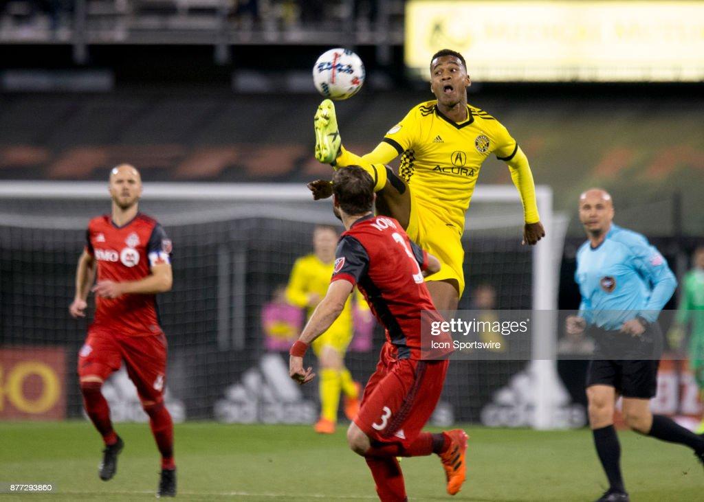 SOCCER: NOV 21 MLS Conference Finals - Toronto FC at Columbus Crew : News Photo