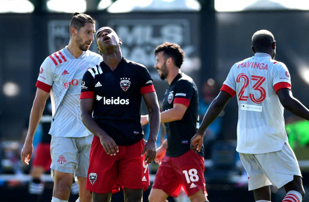 FL: Toronto FC v DC United - MLS Is Back Tournament