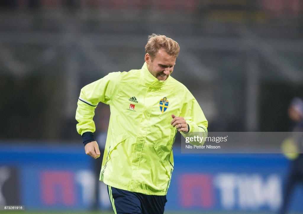 Sweden Training Session