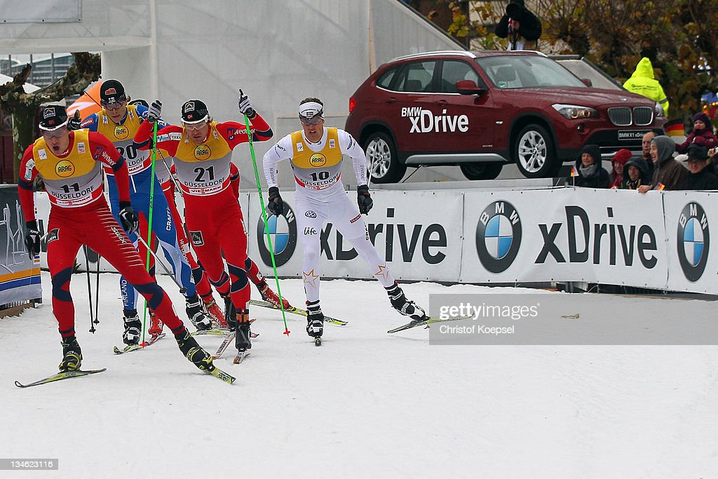 FIS World Cup - Cross Country - Day 1 : News Photo