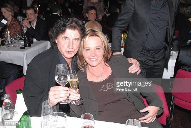 """Olaf Malolepski , Ehefrau Sonja, †berraschungs-Geburtstags-Party zum 70. Geburtstag von T o n y M a r s h a l l, """"Kurhaus Baden-Baden"""",..."""