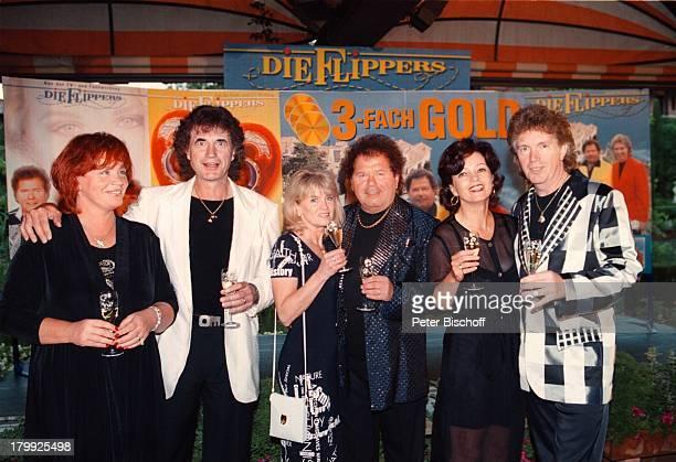 Olaf Malolepski Ehefrau Sonja ManfredDurban Ehefrau Helene Bernd HengstEhefrau Edith 'FlippersJubiläumSpecial'ZDFShow Ascona/Tessin/Schweiz...