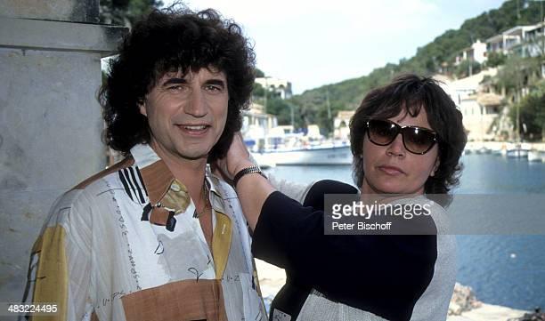 Olaf Malolepski und Ehefrau Sonja 1 ZDFTVSpecial Die Flippers auf Mallorca zum 25jährigen Jubiläum am Insel Mallorca Balearen Spanien