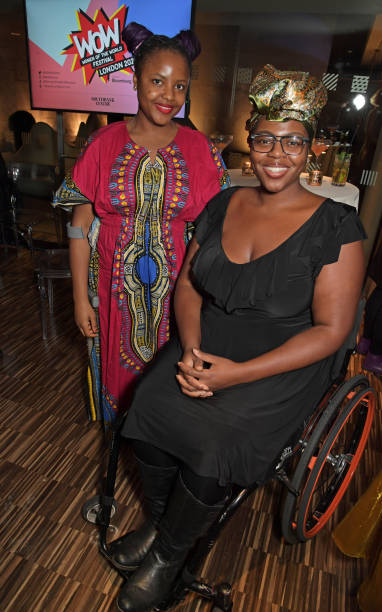 GBR: The WOW Foundation x Bloomberg Reception At Southbank Centre