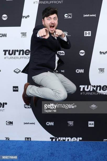 Olan Rogers attends the 2018 Turner Upfront at One Penn Plaza on May 16 2018 in New York City