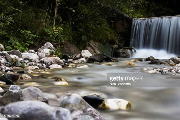 Olang Mountain River