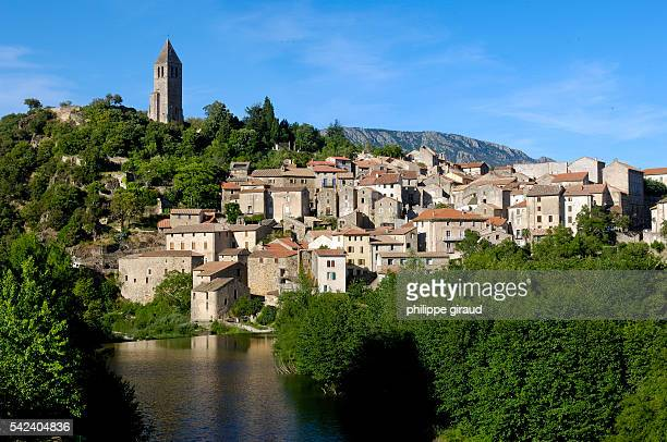 Olargues one of the most picturesque villages in France