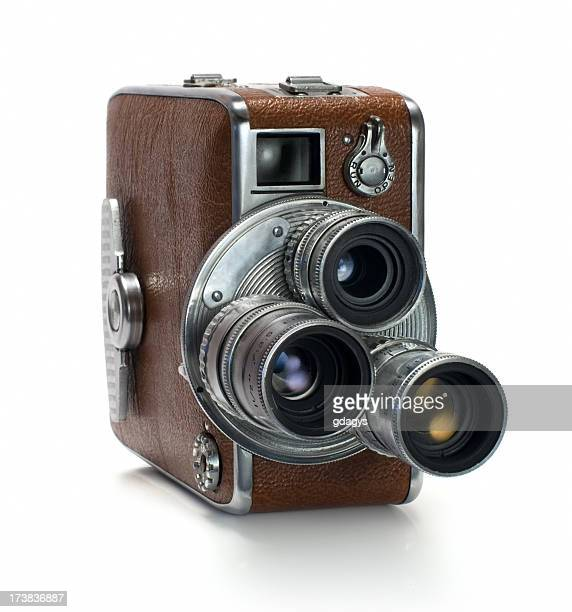 Old 16mm video camera