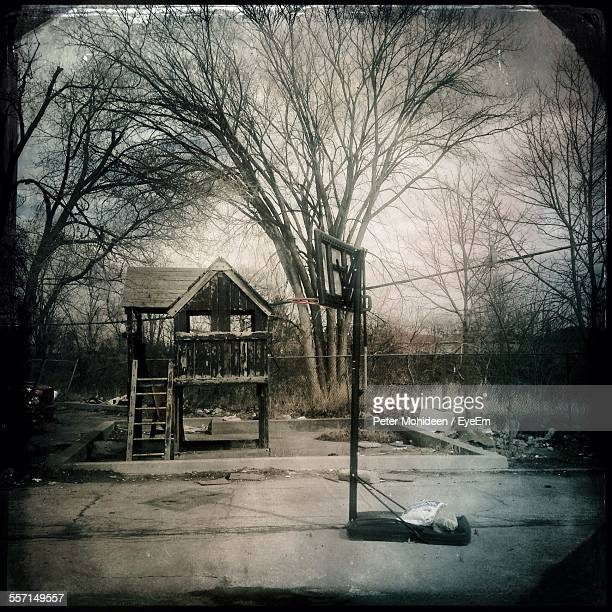 Old Abandoned Playground