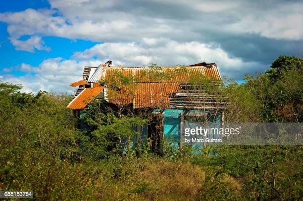 Old Abandoned Shack, Great Inagua, Bahamas
