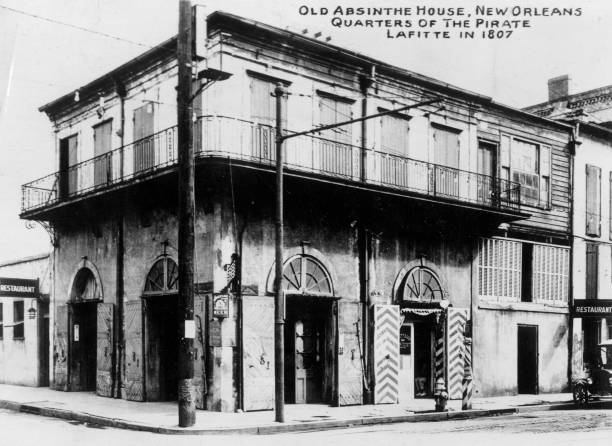 Old Absinthe House, New Orleans, Louisianna, The famous...