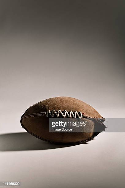 old american football - old american football stock photos and pictures