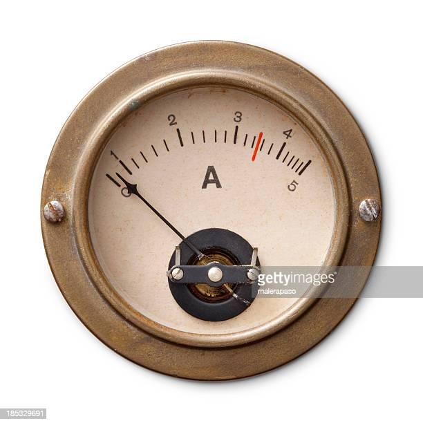 Old ammeter