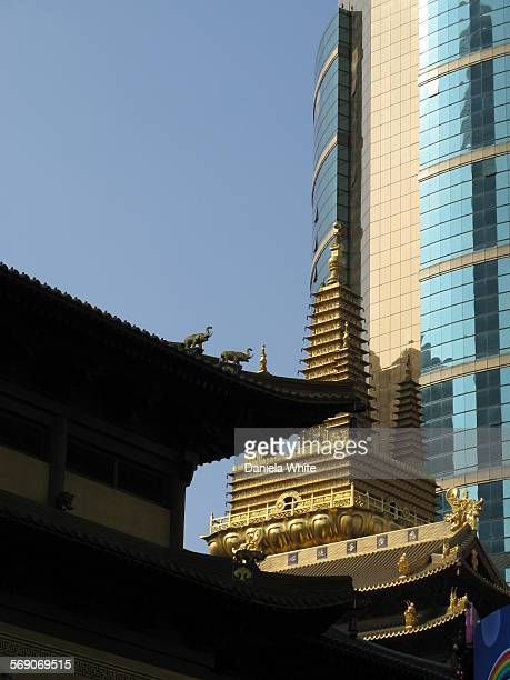 Old and new ShanghaiChina