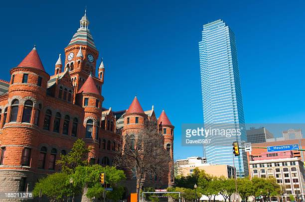 Old and New: Two Dallas Landmarks