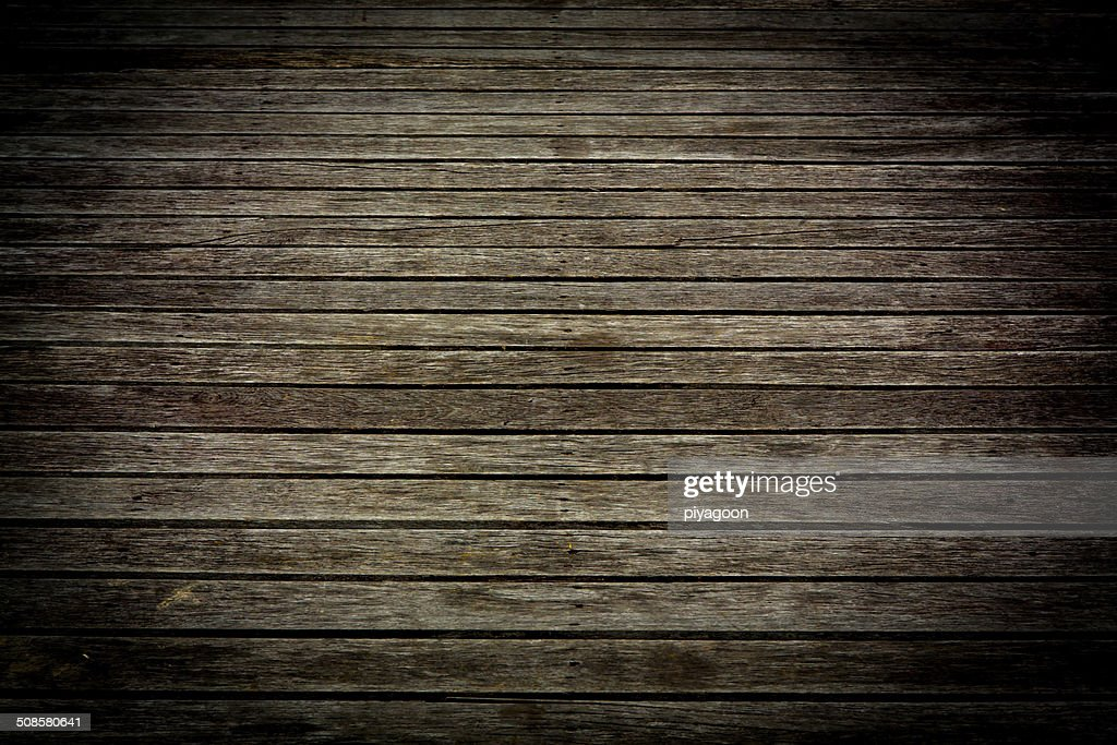 Old and rust grunge wooden plank as background. : Stock Photo