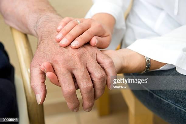 Alt und Jung Hand