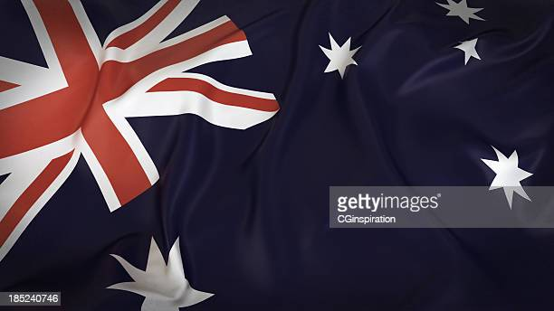 old australian flag - australian flag stock pictures, royalty-free photos & images