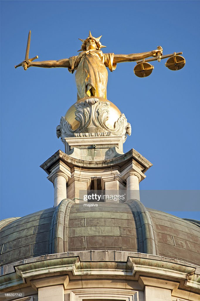 Old Bailey : Stock Photo
