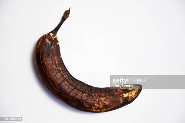 old banana - rot stock pictures, royalty-free photos & images