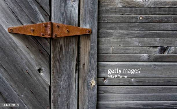 Old Barn Door Hinge