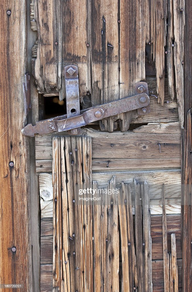 Old Barn Door Latch Stock Photo Getty Images