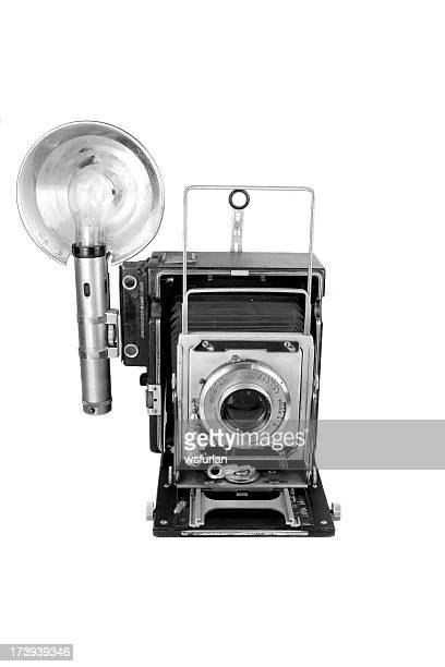 Old Bellow Camera