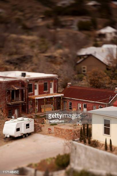 Old Bisbee city