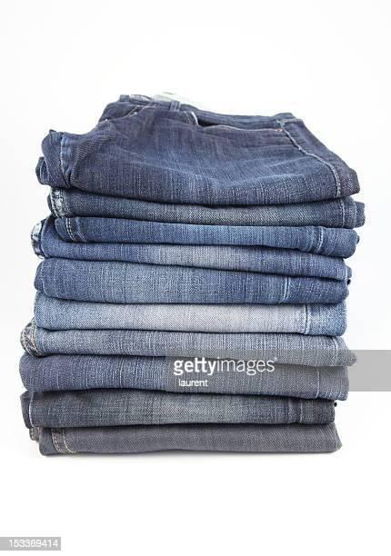 antigo jeans azul - calça comprida - fotografias e filmes do acervo
