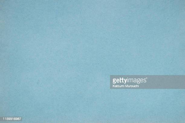 old blue paper texture background - image en couleur photos et images de collection