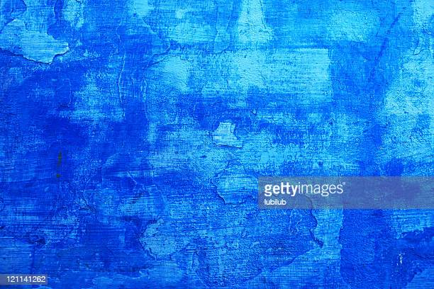 old blue wall texture in rabat, morocco - rabat morocco stock pictures, royalty-free photos & images
