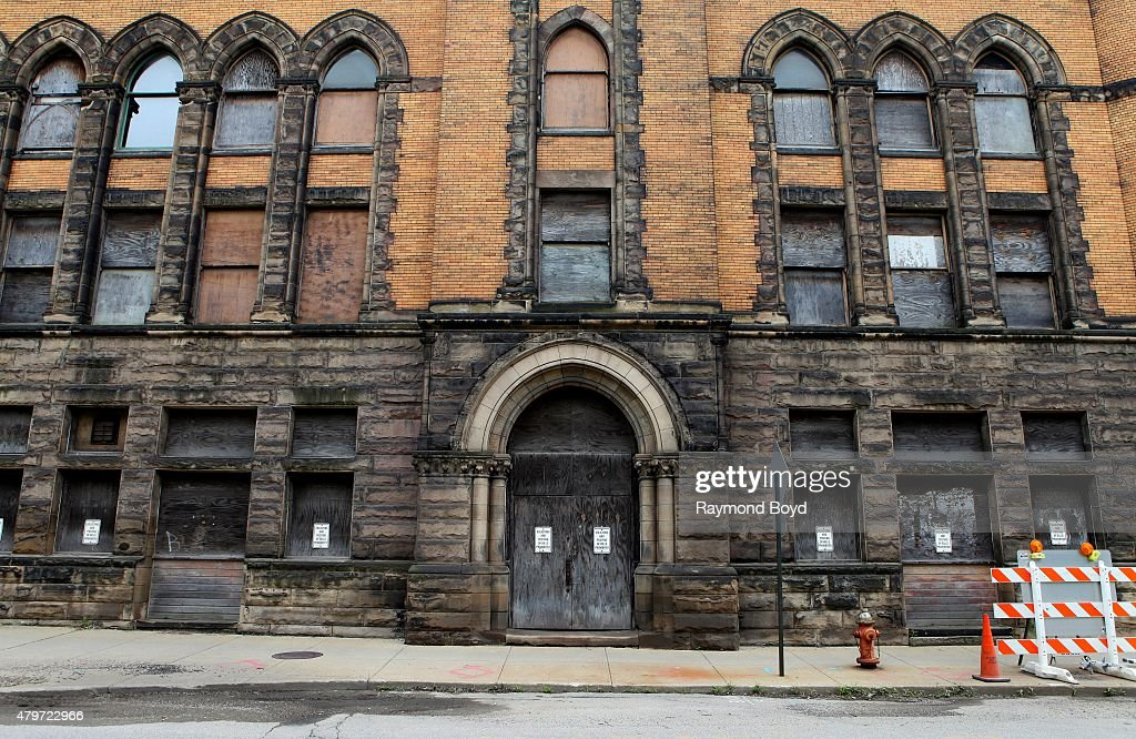 Old B&O Railroad Terminal on June 19, 2015 in Cleveland, Ohio  News