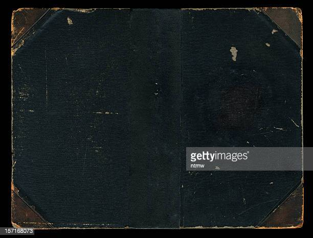 old book cover - 1906 - at the edge of stock pictures, royalty-free photos & images