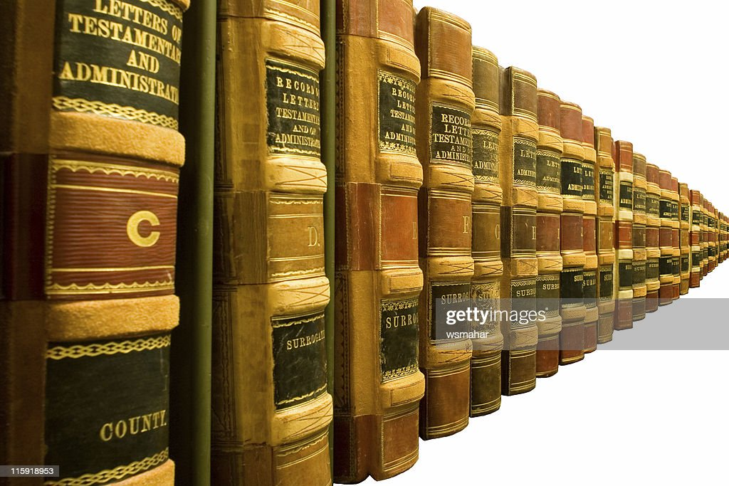 Old Books : Stock Photo