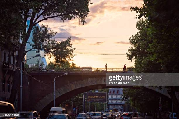 Old bridge in Tbilisi, Georgia