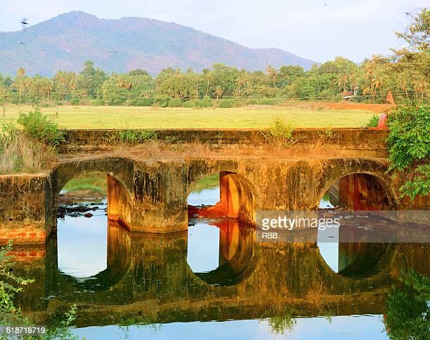 Old Bridge of Goa