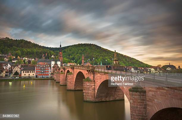 Old Bridge of Heidelberg