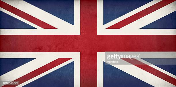 old british flag - union jack - union jack stock photos and pictures